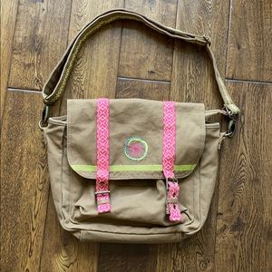 American Girl Lea's Clarks Messenger Bag